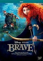 Cover image for Brave [DVD] / Disney presents ; a Pixar Animation Studios film ; directed by Mark Andrews ; directed by Brenda Chapman ; co-directed by Steve Purcell ; produced by Katherine Sarafian ; screenplay by Mark Andrews, Steve Purcell and Brenda Chapman & Irene Mecchi.