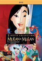 Cover image for Mulan ; Mulan II [DVD] / Walt Disney Pictures.
