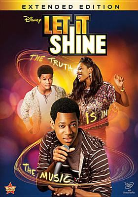 Cover image for Let it shine [DVD] / Disney Channel.