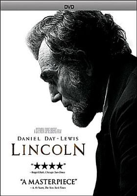 Cover image for Lincoln [DVD] / DreamWorks Pictures ; director, Steven Spielberg.