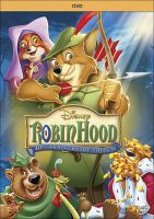 Cover image for Robin Hood [DVD] / Walt Disney Productions presents ; story by Larry Clemmons ; produced and directed by Wolfgang Reitherman.