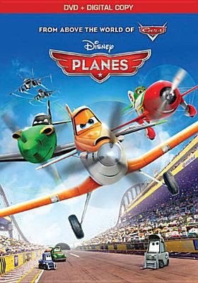 Cover image for Planes [DVD] / Disney ; directed by Klay Hall ; produced by Traci Balthazor-Flynn, p.g.a. ; screenplay by Jeffery M. Howard.