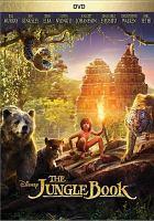 Cover image for The jungle book [DVD] / director, Jon Favreau.