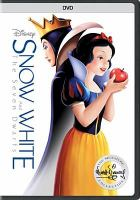 Cover image for Snow White and the Seven Dwarfs [DVD] / a Walt Disney Feature production ; distributed by R.K.O. Radio Pictures Inc. ; supervising director, David Hand ; story adaptation, Ted Sears, Richard Creedon, Otto Englander, Dick Rickard, Earl Hurd, Merrill De Maris, Dorothy Ann Blank, Webb Smith ; producer, Walt Disney.