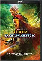 Cover image for Thor. Ragnarok [DVD] / directed by Taika Waititi ; written by Eric Pearson and Craig Kyles & Christopher L. Yost ; produced by Kevin Feige.