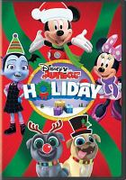 Cover image for Disney junior holiday [DVD]