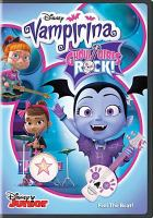 Cover image for Disney Vampirina. Ghoul girls rock! [DVD]