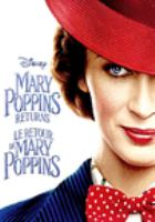 Cover image for Mary Poppins returns [DVD] / director, Rob Marshall.