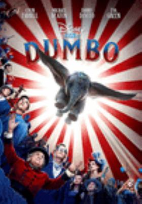 Cover image for Dumbo [DVD] / director, Tim Burton.