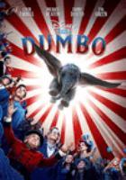 Cover image for Dumbo [DVD] / director, Tim Burton.