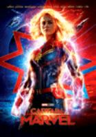 Cover image for Captain Marvel [DVD] / directed by Anna Boden, Ryan Fleck.