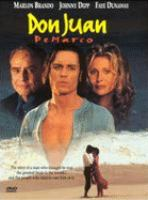Cover image for Don Juan DeMarco [DVD] / New Line Cinema and Francis Ford Coppola present an American Zoetrope production ; a film by Jeremy Leven ; produced by Francis Ford Coppola, Fred Fuchs, Patrick Palmer ; written and directed by Jeremy Leven.