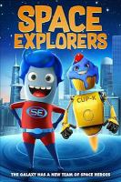 Cover image for Space explorers [DVD]