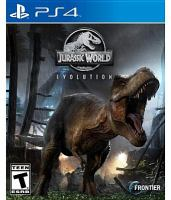 Cover image for Jurassic World. Evolution [video game] / Frontier ; Universal ; Sold Out.