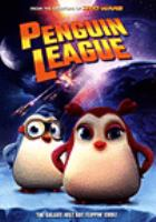 Cover image for Penguin league [DVD] / directed by James Snider.
