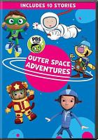 Cover image for Outer space adventures [DVD] / PBS Kids.