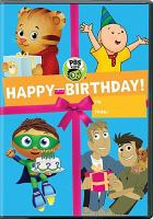 Cover image for Happy birthday! [DVD]