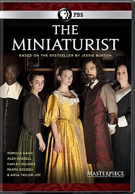 Cover image for The miniaturist [DVD] / screenplay by John Brownlow ; producer, Gethin Scourfield ; directed by Guillem Morales ; The Forge production for BBC.