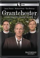 Cover image for Grantchester. The complete fourth season [DVD] / producer, Richard Cookson ; writers, Daisy Coulam, John Jackson, Rachael New, Jamie Crichton ; directors, Tim Fywell, Stewart Svaasand, Robert Evans.