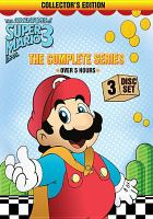 Cover image for The adventures of Super Mario Bros. 3. The complete series [DVD]