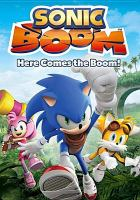 Cover image for Sonic boom. Here comes the boom! [DVD]