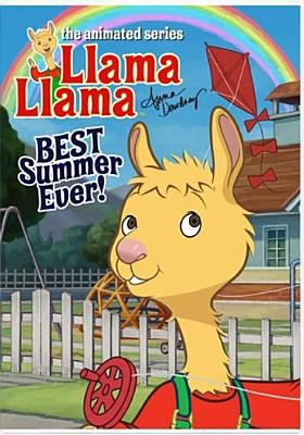 Cover image for Llama llama. Best summer ever! [DVD]