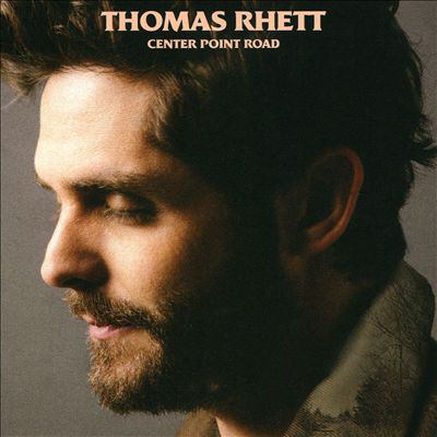 Cover image for Center Point Road [compact disc] / Thomas Rhett.