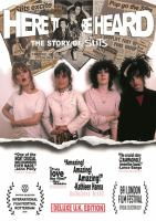 Cover image for Slits : here to be heard, the story of the Slits / directed and produced by William Badgly.