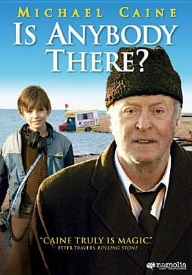 Cover image for Is anybody there? [DVD] / Big Beach presents in association with BBC Films, a Heyday Films, BBC, Big Beach production ; produced by David Heyman, Marc Turtletaub, Peter Saraf ; written by Peter Harness ; directed by John Crowley.