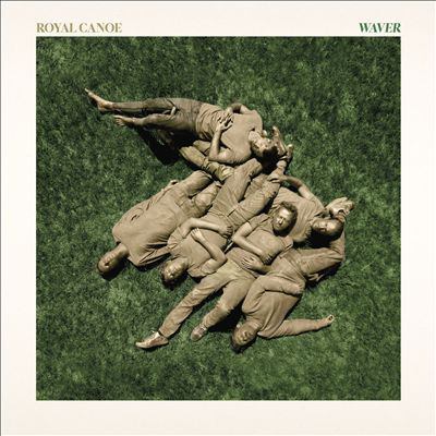 Cover image for Waver [compact disc] / Royal Canoe.