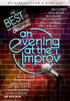 Cover image for The best of the original an evening at the Improv [DVD]