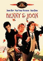 Cover image for Benny & Joon [DVD] / Metro-Goldwyn-Mayer presents ; a Roth/Arnold production ; a Jeremiah Chechik film ; story by Barry Berman & Leslie McNeil ; screenplay by Barry Berman ; produced by Susan Arnold and Donna Roth ; directed by Jeremiah Chechik.