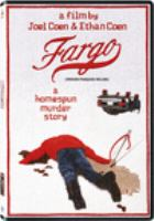 Cover image for Fargo [DVD] / Metro-Goldwyn-Mayer ; PolyGram Filmed Entertainment, in association with Working Title Films ; produced by Ethan Coen ; directed by Joel Coen ; written by Ethan Coen and Joel Coen.