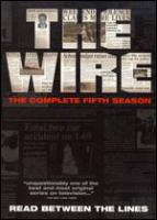 Cover image for The wire. The complete fifth season [DVD] / [presented by] HBO Entertainment ; created by David Simon.