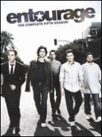 Cover image for Entourage. The complete fifth season [DVD] / [presented by] HBO Entertainment ; producers, Wayne Carmona, Ally Musika, Lori Jo Nemhauser.