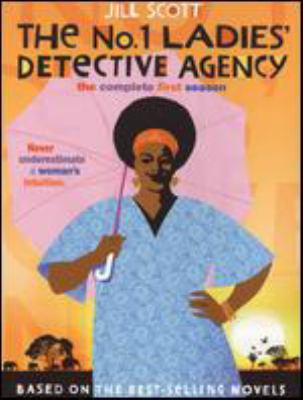 Cover image for The No. 1 Ladies' Detective Agency [DVD] : [the complete first season] / The Weinstein Company ; Home Box Office ; BBC ; Mirage Enterprises ; Cinechicks ; Film Afrika Worldwide ; series producer, Tim Bricknell.