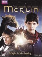 Cover image for The adventures of Merlin. The complete first season [DVD] / Shine Limited ; produced by Julian Murphy, Johnny Capps, Jake Michie and Julian Jones ; written by Julian Jones, Jake Michie, Howard Overman, Ben Vanstone ; directed by Ed Fraiman, James Hawes, Jeremy Webb, Dave Moore, Stuart Orme.