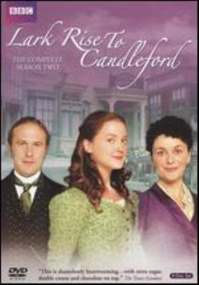 Cover image for Lark Rise to Candleford. The complete season two [DVD] / BBC ; produced by Ann Tricklebank ; written by Bill Gallagher, Carolyn Bonnyman, Gaby Chiappe, Kate Gartside ; directed by Moira Armstrong, Alan Grint, Julian Holmes, Patrick Lau, Paul Marcus, Maurice Phillips, David Tucker, Sue Tully.