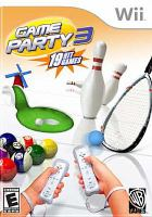Cover image for Game party 3 [video game].