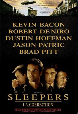 Cover image for Sleepers [DVD] / Warner Bros. presents in association with Polygram Filmed Entertainment a Propaganda Films/Baltmore Pictures production ; produced by Barry Levinson and Steve Golin ; written for the screen and directed by Barry Levinson.