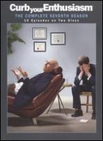 Cover image for Curb your enthusiasm. The complete seventh season [DVD] / directed by Larry Charles [and others] ; written by Larry David.