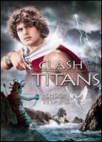 Cover image for Clash of the Titans [DVD] / Metro-Goldwyn-Mayer presents a Charles H. Schneer production ; produced by Charles H. Schneer and Ray Harryhausen ; written by Beverly Cross ; directed by Desmond Davis.