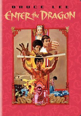 Cover image for Enter the dragon [DVD] / a Warner Bros. Inc.-Concord Productions Inc. production ; written by Michael Allin ; produced by Fred Weintraub and Paul Heller in association with Raymond Chow ; directed by Robert Clouse.