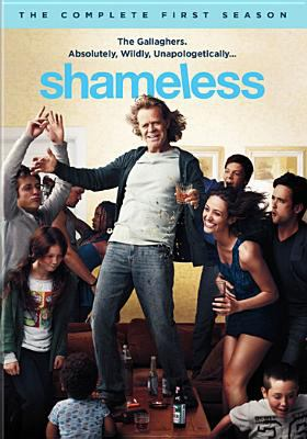 Cover image for Shameless. The complete first season [DVD] / created by Paul Abbott ; executive producer, Andrew Stearn ; executive producers, Paul Abbott, John Wells ; John Wells Productions ; distributed by Warner Bros. Television.