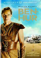 Cover image for Ben-Hur : a tale of Christ / presented by Metro-Goldwyn-Mayer ; screen play by Karl Tunberg ; produced by Sam Zimbalist ; directed by William Wyler.