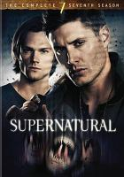 Cover image for Supernatural. The complete seventh season [DVD]