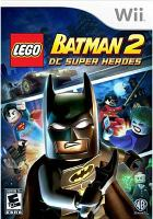 Cover image for Lego Batman 2 [video game] : DC super heroes.