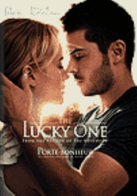 Cover image for The lucky one [videorecording] / Warner Bros. Pictures presents in association with Village Roadshow Pictures ; a Di Novi Pictures production ; produced by Denise Di Novi ; produced by Kevin McCormick ; screenplay by Will Fetters ; directed by Scott Hicks.