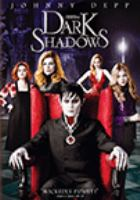 Cover image for Dark shadows [DVD] / Warner Bros. Pictures presents, in association with Village Roadshow Pictures ; an Infinitum Nihil, GK Films production ; a Zanuck Company production ; a Tim Burton film ; produced by Graham King and Johnny Depp ; produced by Christi Dembrowski and David Kennedy ; produced by Richard D. Zanuck ; story by John August and Seth Grahame-Smith ; screenplay by Seth Grahame-Smith ; directed by Tim Burton.