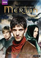 Cover image for The adventures of Merlin. The complete second season [DVD] / series producers, Julian Murphy, Johnny Capps ; writers, Julian Jones ... [et al.] ; directors, David Moore ... [et al.].
